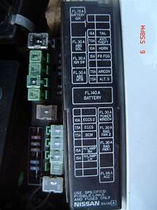 06 Altima Fuse Box Diagram