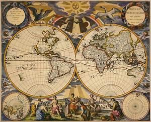 23 best old world map printable images on Pinterest ...