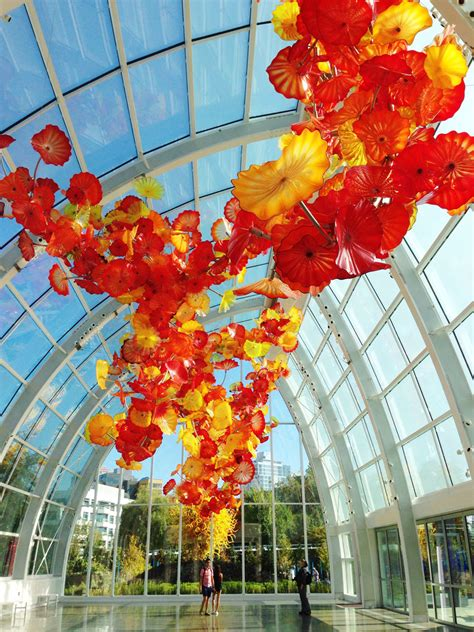 chihuly garden and glass seattle chihuly garden and glass seattle