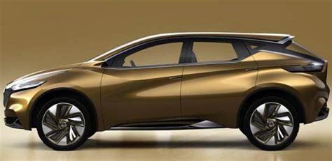 nissan murano redesign release date  colors