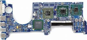 Macbook Pro 15 A1226 And A1260 Motherboard