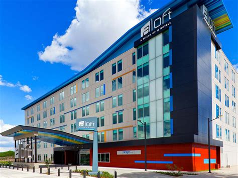 A Loft by Aloft Bogota Colombia Airport Hotel Review Spg Category 1