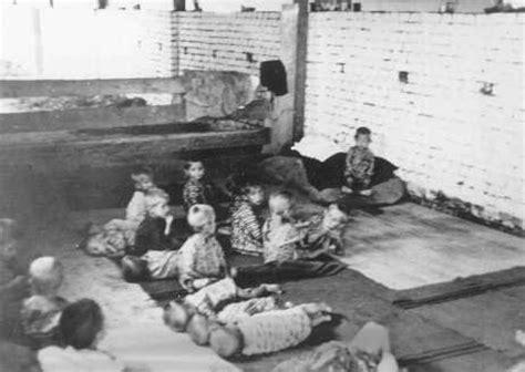chambre a gaz execution les enfants dans les cs de concentration et d