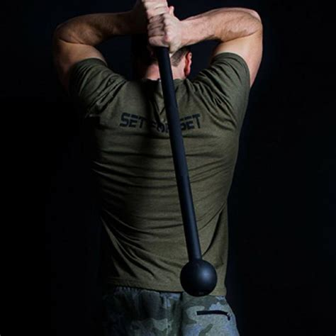 mace workout steel onnit conditioning body training macebell methods kettlebell workouts