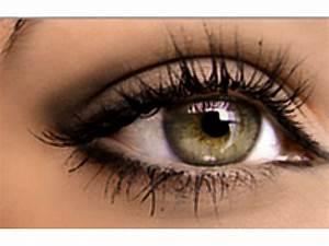 Maquillage Mariage Yeux Vert : maquillage simple yeux verts eyes pinte ~ Nature-et-papiers.com Idées de Décoration