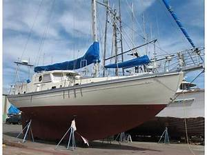 2004 Custom Pilothouse Cutter Sailboat For Sale In Oregon