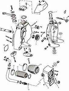 Volvo Penta Outdrive Schematic