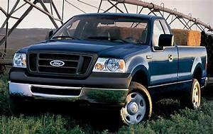 Maintenance Schedule For 2008 Ford F