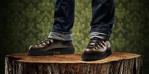 danner mountain light danner 80th anniversary stumptown boots fall 2012