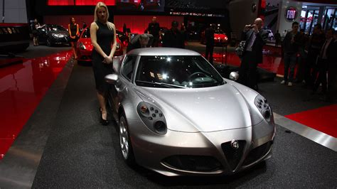 What's With The Cheap Looking Parts On The Alfa Romeo 4c?