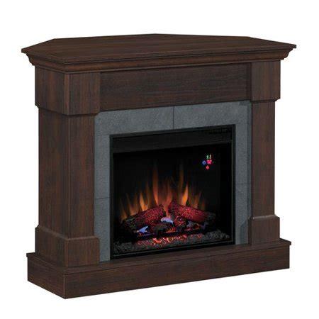 Chimney Free Dual Electric Fireplace Heater Walmartcom
