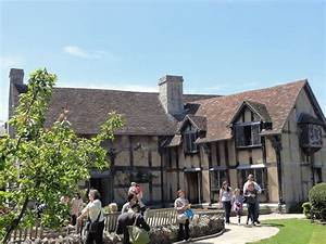 Stratford-upon-Avon: a visit to Shakespeare's birthplace ...