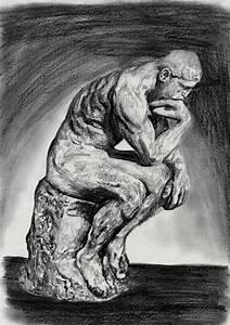 The Thinker by biomonkz on DeviantArt