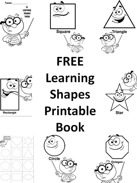 images  octagon shape printable worksheet