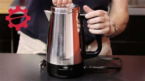 Classic coffee percolators can be cleaned easily. ᐉ Finding the Best Electric Coffee Percolator for Brewing a Perfect Cup of Coffee (November 2019)