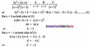 Samacheer Kalvi 12th Business Maths Solutions Chapter 2 Integral Calculus I Ex 2 2  U2013 Samacheer Kalvi