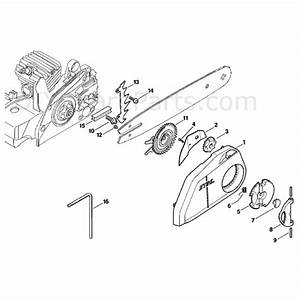 Stihl Ms 250 Chainsaw  Ms250  Parts Diagram  Quick