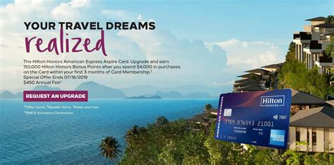 When you upgrade from the american express® gold charge card or the american express green now you can book direct from your amex app, perfect for spontaneous dining decisions, as. Successful Upgrade - Amex Hilton Ascend to Aspire with ...