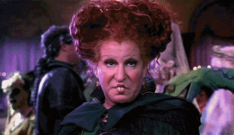 Hocus Pocus Meme - not too terrifying halloween movies for the easily traumatized shedoesthecity events culture
