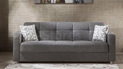 grey sofa vision diego gray sofa sleeper sofa beds 523 09 0