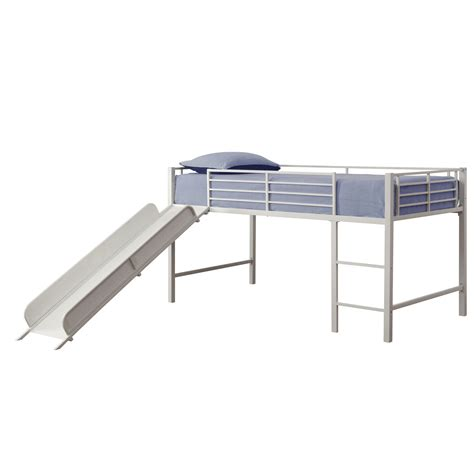 metal bed frame size sears com