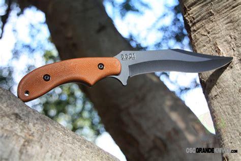 kabar adventure baconmaker fixed blade knife