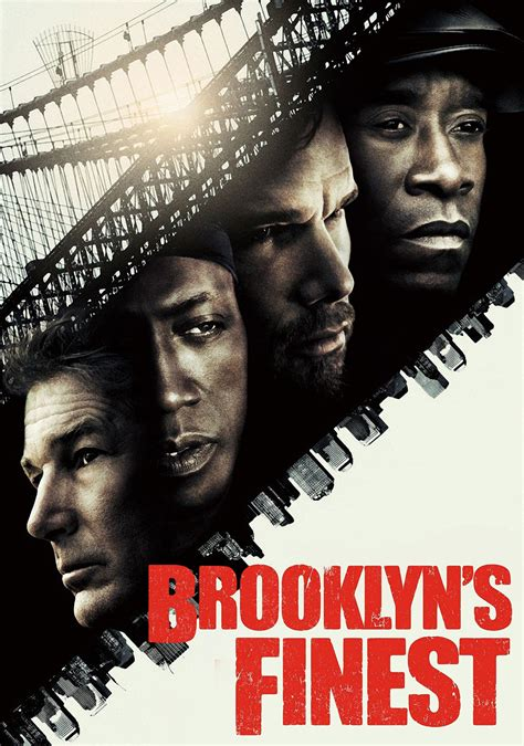 Brooklyn Finest Movie Fanart
