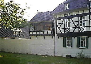Leverkusen, Bild Haus Steinbüchel