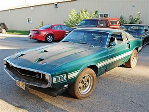 1969 Ford Mustang Shelby G.T. 500 - Rare Finds - Hot Rod Network