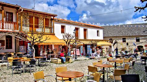 Cyprus - Omodos / Market place | Omodos 2011, Cyprus ...