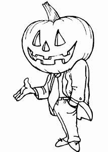 Halloween - Dibujos para colorear