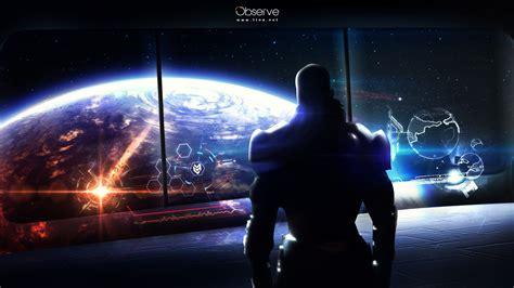 foto de 48+ Mass Effect wallpapers ·① Download free beautiful