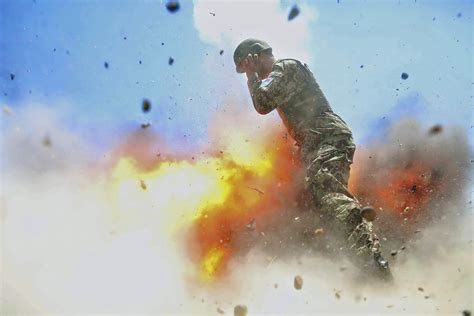 Army publishes combat photographer's final photo of fatal ...