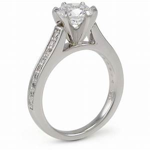 cathedral engagement rings simulated diamond wedding rings With cathedral wedding ring