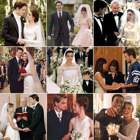 Memorable Movie And Tv Weddings  Popsugar Celebrity Australia
