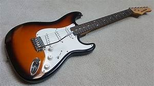 First Act Stratocaster Electric Guitar 6 String Right