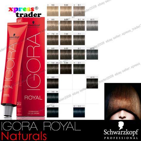 igora royal hair color chart om hair  igora hair dye