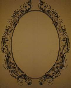 Filigree Frame - Incomplete by KrisHanson on DeviantArt