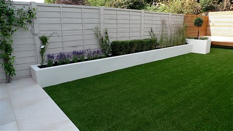 Great New Modern Garden Design London 2014  London Garden