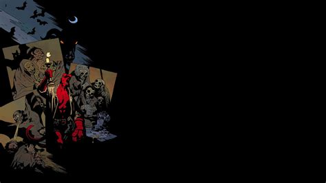 Images Of Hellboy Wallpaper Widescreen Golfclub