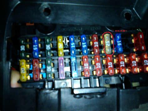 Streetka Fuse Box Fuel Pump Members Albums Ford
