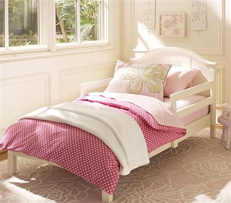 pottery barn toddler bed madeline toddler bed pottery barn