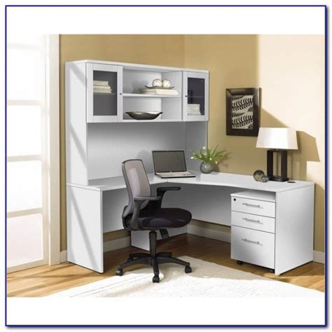 white corner desk with drawers corner desk with hutch and drawers desk home design