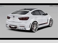 TOPCAR Presents the BMW X6 Inspired Lumma Design CLR X6 R