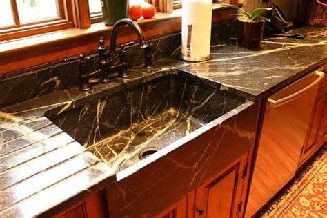 great ideas   modern kitchen countertop material  design