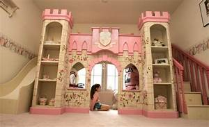 Kinderzimmer Für Mädchen : kinderzimmer mit hochbett und rutsche 50 fotos ~ Sanjose-hotels-ca.com Haus und Dekorationen