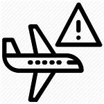 Icon Alert Airplane Favorite Airport Editor