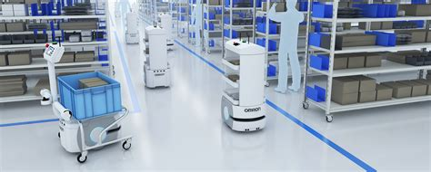 omron mobile robots