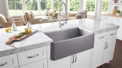 farm style sinks for kitchen buying the farm house sink kitchen feature back in 8909