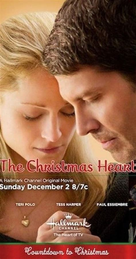 christmas heart tv